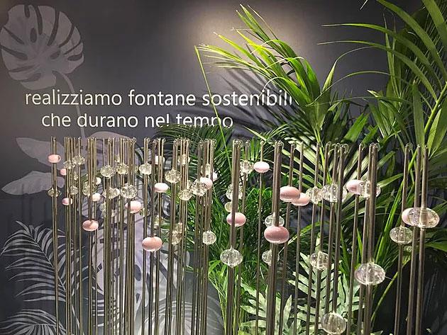Acqua e vetro ad Architect@Work Milano 2018
