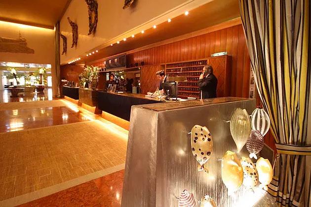 """""""Controcorrente"""" al prestigioso Hotel Bauer a Venezia"""