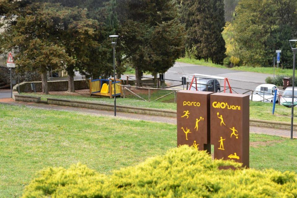 SculturaDelloSport-parco-giovani