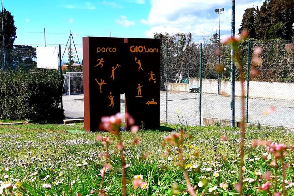 SculturaDelloSport-parco-sportivo