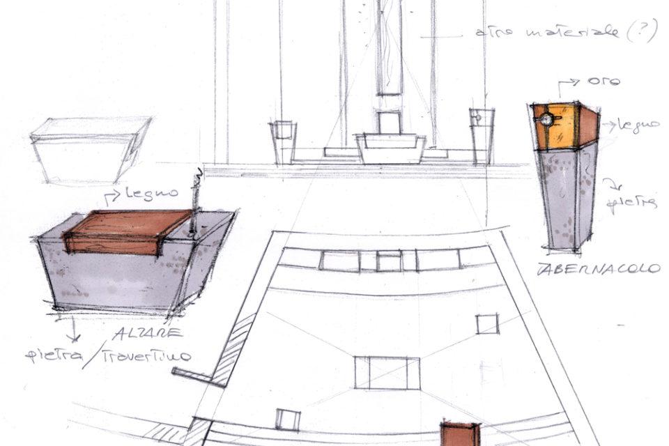FavrinDesign-Capitana-Mar-interni-aula-chiesa-jesolo-progetto-fuochi-liturgici