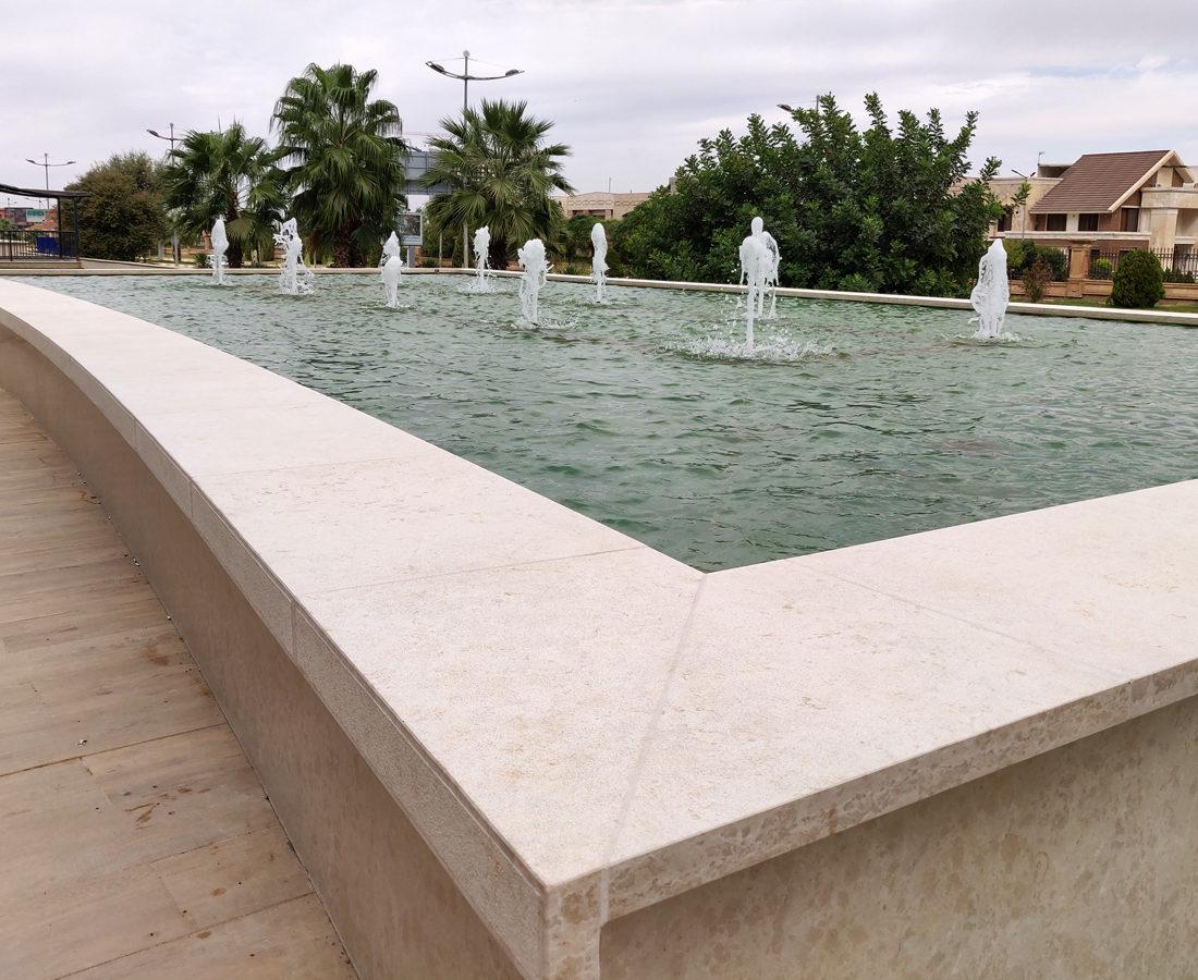 FavrinDesign-fontane-Erbil-Empire-World-bordo-pietra-istria