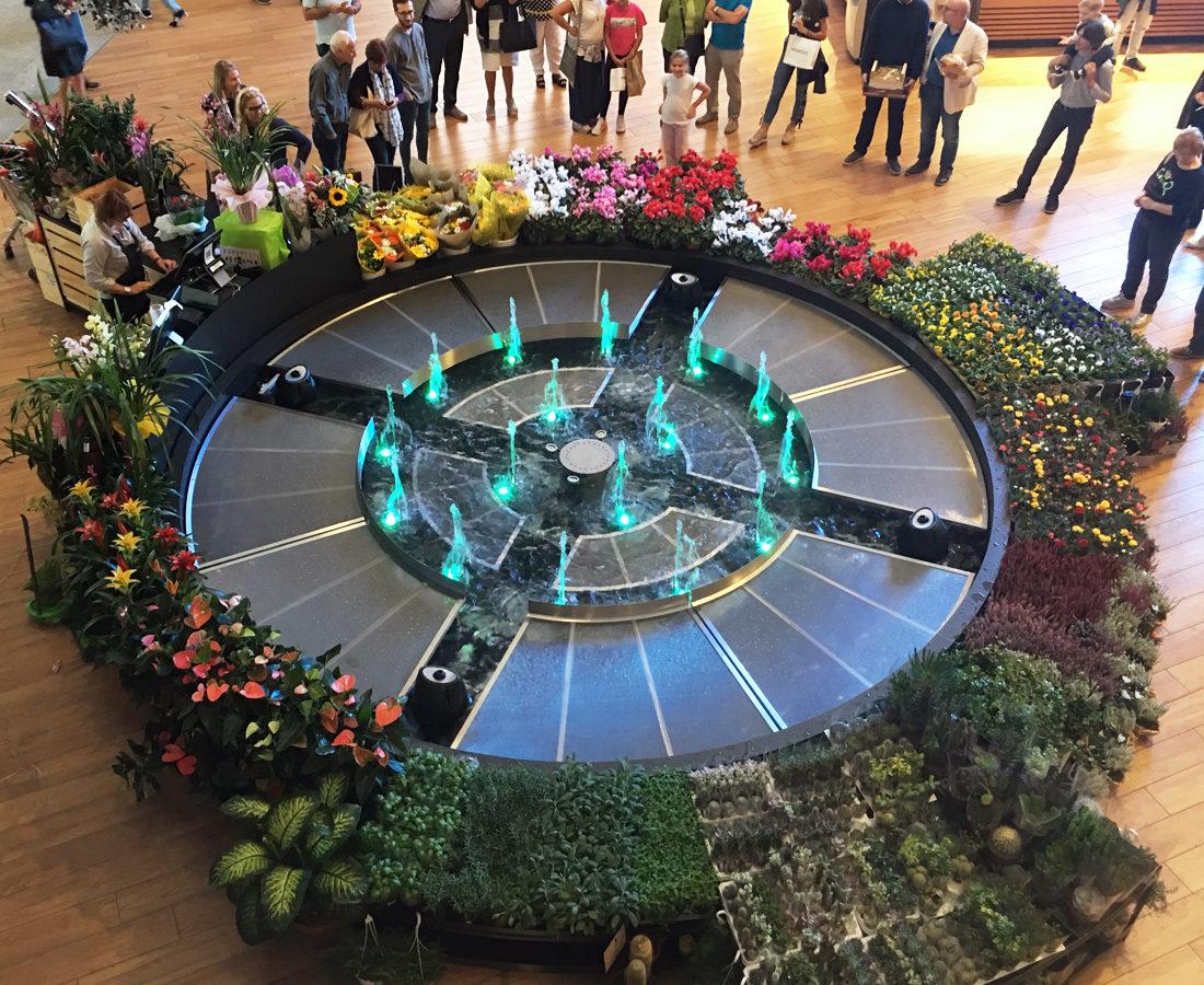 Fd-WaterFlower-fontana-fioreria-progetto