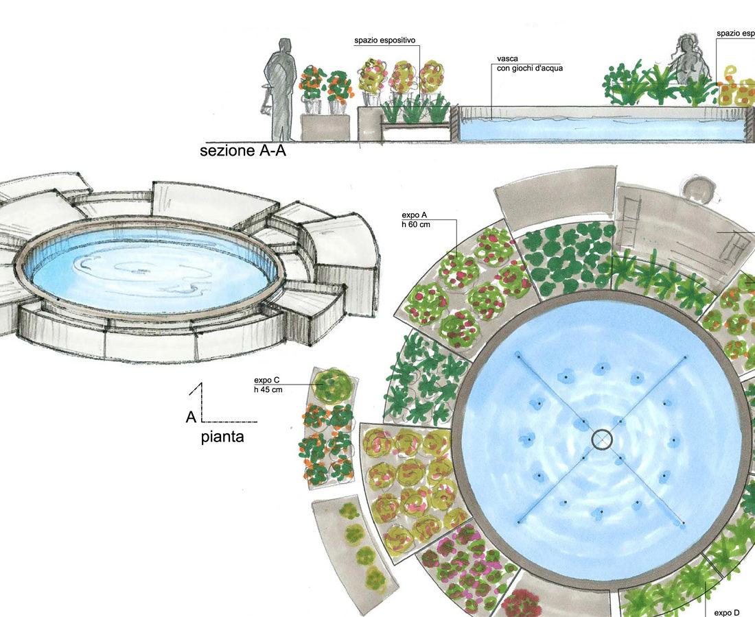 FdA-WaterFlower-progetto-negozio-fioreria-progetto-design